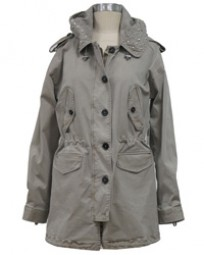 Blonde No. 8 Parka khaki
